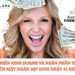 Oriflame giới thiệu chương trình tiền thưởng kỷ niệm 45 năm thành lập lên đến 45 triệu USD