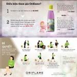 Oriflame 10-2012: Chương trình dành cho người mới gia nhập