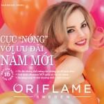 Catalogue Mỹ Phẩm Oriflame tháng 1/2013