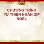 Oriflame 12-2012: Chương trình từ thiện nhân dịp Noel