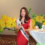 Diễn viên điện ảnh Trương Ngọc Ánh trở thành đại sứ thương hiệu mỹ phẩm Oriflame tại Việt Nam