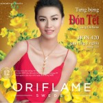 Catalogue Oriflame tháng 2/2013