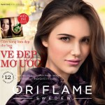 Catalogue mỹ phẩm Oriflame tháng 3-2013
