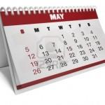 Lịch làm việc cuối tháng 4-2013 và đầu tháng 5-2013 của VP Oriflame tại Tp. HCM