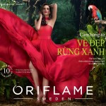 Catalogue Mỹ Phẩm Oriflame Tháng 6-2013