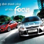 Sở hữu xe hơi Ford Focus miễn phí với Oriflame