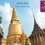 Du lịch Thái Lan và tham gia Director Seminar 2014 của Oriflame