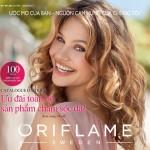 Catalogue mỹ phẩm Oriflame tháng 9-2013