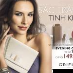 Sở hữu túi xách sang trọng Oriflame Evening Clutch với giá giảm 80%
