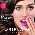 Catalogue mỹ phẩm Oriflame tháng 7-2014