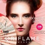 Catalogue mỹ phẩm Oriflame tháng 8-2014