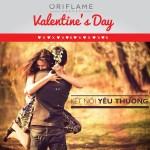 Tờ rơi giảm giá lên đến 90% nhân dịp Lễ Tình Nhân (Valentine Day) 14-2-2015