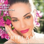 Catalogue Mỹ Phẩm Oriflame 4-2015