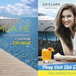Oriflame 6-2016: Chương trình bộ quà set giảm giá đến 92%