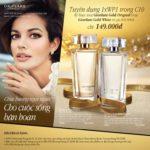 Nước hoa Oriflame Giordani Gold giảm giá còn 149k