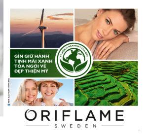 Catalogue mỹ phẩm Oriflame 4-2020