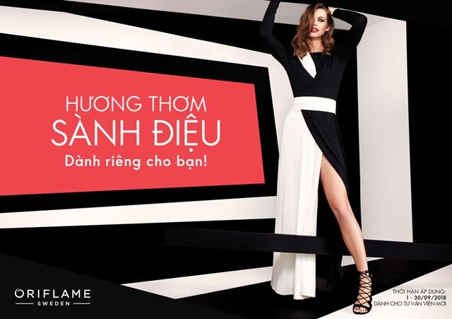 Uu dai danh cho tu van vien Oriflame dang ky trong 9-2018 - 1